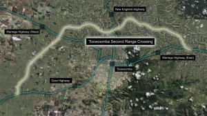 Toowoomba 2nd range crossing announced
